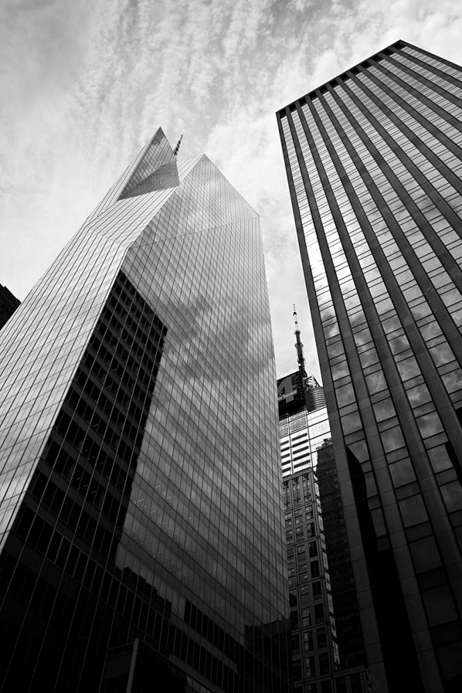 Buildings Manhattan New-York