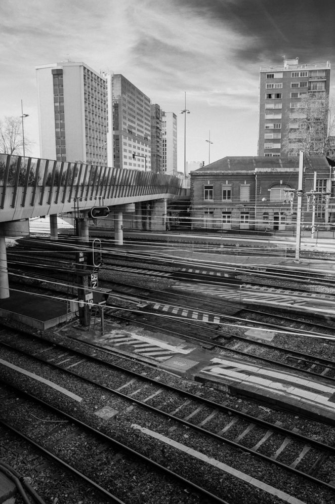 Toulouse Marengo Gare Matabiau