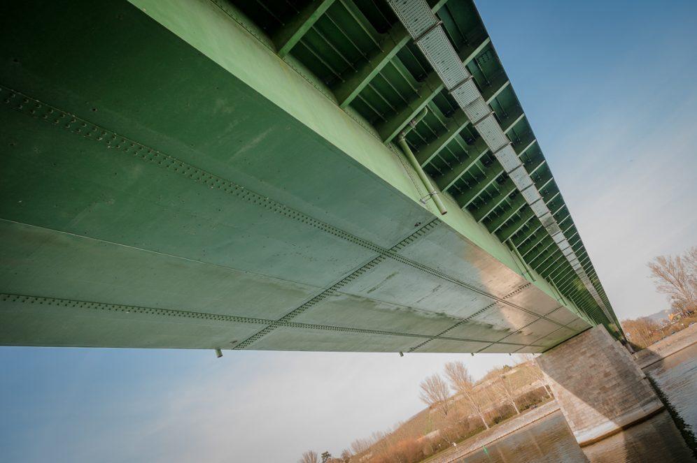 Breisach Allemagne frontière France pont