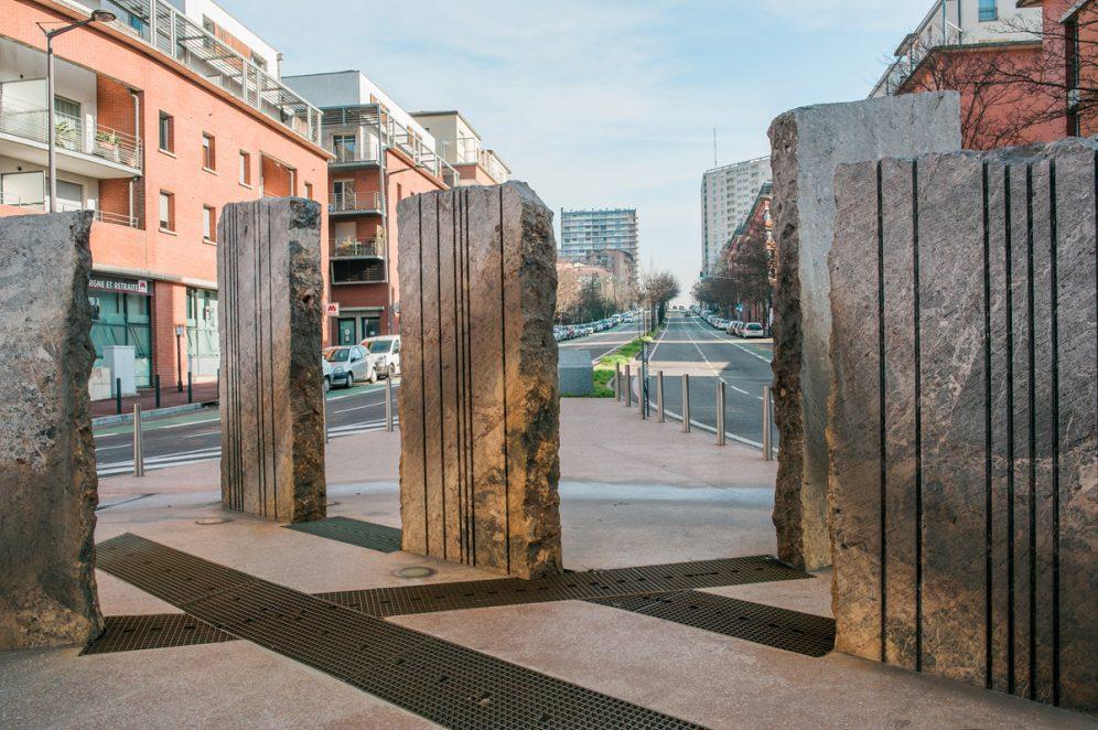 Toulouse Marengo Médiathèque